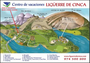 Plano del centro